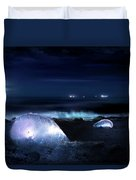 The Moon Warriors Duvet Cover