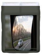 The Morning Commute II Duvet Cover