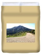 The Mountain Is Calling You Duvet Cover