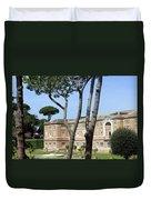 The Museum Duvet Cover