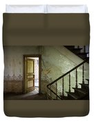 The Mystery Room - Urban Decay Duvet Cover