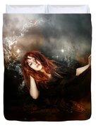 The Mystic Duvet Cover