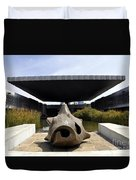The National Museum Of Anthropology  Duvet Cover