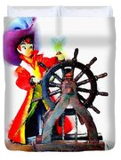 The Neverland's Sailor Duvet Cover