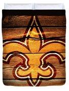 The New Orleans Saints 3b Duvet Cover