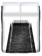 The New York Times Building, Midtown New York Duvet Cover