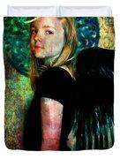 The Night Angel Duvet Cover
