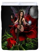 The Night Fairy 2 Duvet Cover