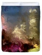 The Night Moves Duvet Cover