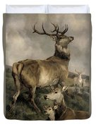 The Noble Beast Duvet Cover