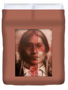 The Noble Savage  Duvet Cover