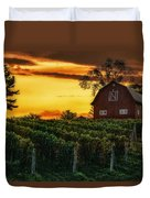 The North Country Duvet Cover