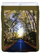 The North Gate Duvet Cover