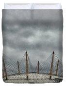 The O2 Arena Duvet Cover