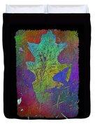 The Oak Leaf Duvet Cover