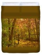 The Oakwood Bridge Duvet Cover