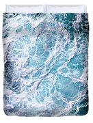 The Oceans Atmosphere Duvet Cover