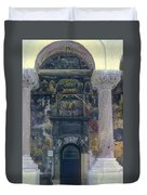 The Old Church - Biserica Veche  Duvet Cover