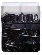 The Old Engine Duvet Cover