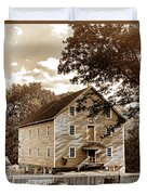 The Old Gristmill  Duvet Cover