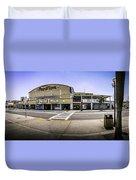 The Old Myrtle Beach Pavilion Duvet Cover