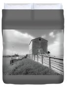 The Old Pump House Duvet Cover