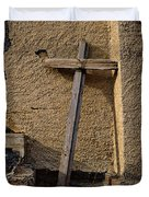 The Old Rugged Cross Duvet Cover