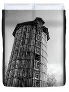 The Old Silo Duvet Cover