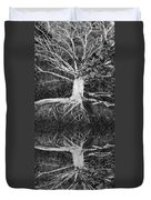 The Old Tree Duvet Cover