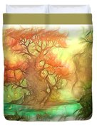 The Old Tree Of The Forest Duvet Cover