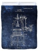 The Old Wine Press Duvet Cover