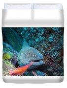 The One That Got Away Duvet Cover