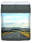 The Open Road Duvet Cover