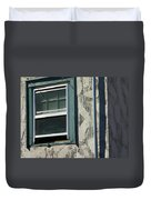 The Open Window Duvet Cover