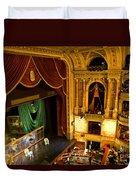 The Opera House Of Budapest Duvet Cover