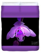 The Orchid Magic Duvet Cover