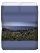 The Oregon Coast Duvet Cover