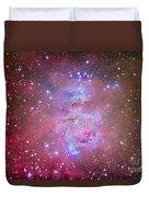 The Orion Nebula Region Duvet Cover