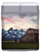 The Other Moulton Barn Duvet Cover