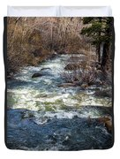 The Other Side Of The River Duvet Cover