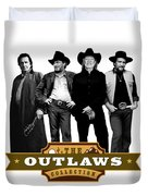 The Outlaws Collection Duvet Cover