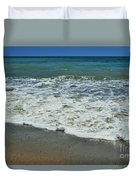 The Pacific Ocean Duvet Cover