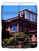 The Pacific - Union Club Duvet Cover