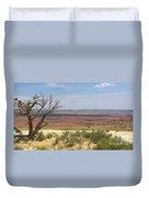 The Painted Desert Of Utah 1 Duvet Cover
