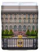 The Palace Courtyard Duvet Cover