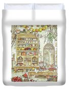 The Palace Kitchen Duvet Cover