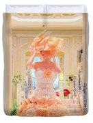 The Palazzo Casino Venetian Rose Dress Duvet Cover