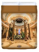 The Palazzo Inside Main Entrance Very Wide Duvet Cover
