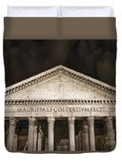 The Pantheon Duvet Cover