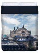The Paris Opera 3 Art Duvet Cover